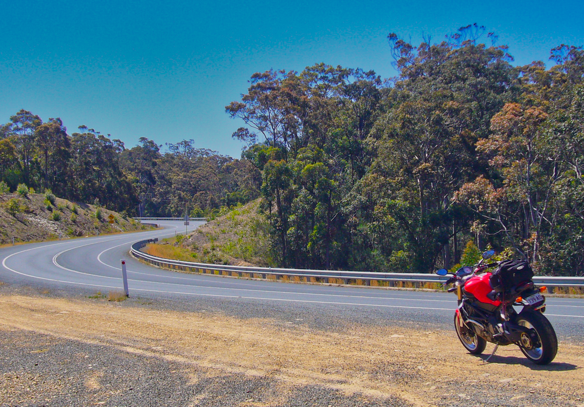 Australia's best motorcycle roads  Clyde Mountain  | Motorcycle Paradise